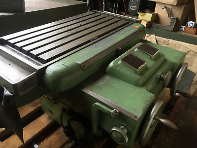 Deckel Auxilliary Milling Table