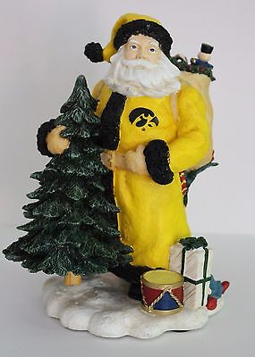 University of Iowa SANTA 1999 Collegiate Collectibles 1st Limited Series Memory