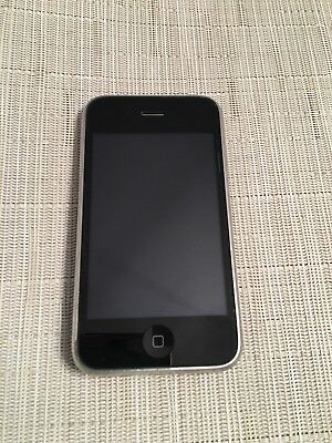 Apple iPhone 3GS - 16GB - Black (Unlocked) A1303 (GSM) EUC works well