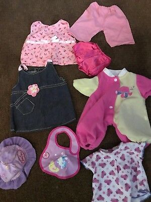 Cabbage Patch doll size and Misc doll clothes