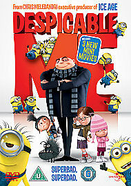 Despicable Me (DVD, 2011) New In Sealed Wrapper