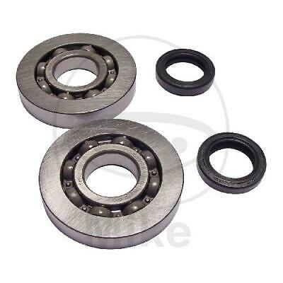 CRANKSHAFT BEARING KITWITH SEALS Piaggio Hexagon 125 2T LX 1998-2000