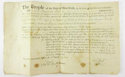 Morgan Lewis DS as Governor of New York Lot 107