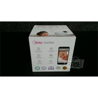 iBaby M6S Baby Monitor With Camera 2MP 1080 Full HD 2.4GHz/5GHz White