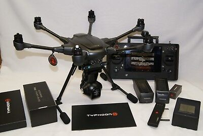 NEW Yuneec Typhoon H Pro Intel RealSense Hexacopter Drone ST16 w Backpack