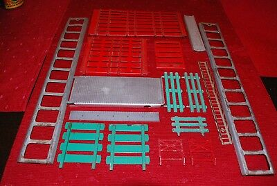 Vintage Toy Truck Parts - Truck Ladders, Ramps, Stake-Side Rails - Tonka Toys