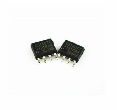 100 Pcs IC DS1307Z SOP8 RTC Serial 512K I2C Real-Time Clock