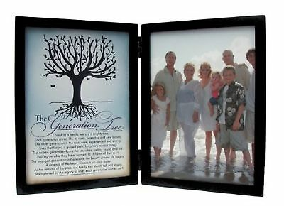 The Generation Tree Picture Frame by the Grandparent Gift Co. (Tabletop 5... New