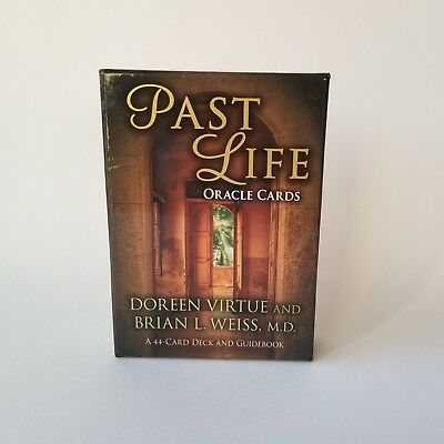 Doreen Virtue Past Life Oracle Cards