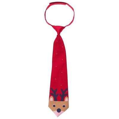 NWT Gymboree Reindeer Tie Holiday Shop Collection Christmas