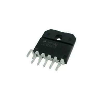 5 Pcs IC LM3886TF Amp Audio PWR 68W AB TO220-11