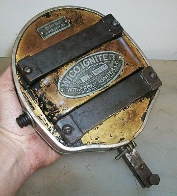 """WICO L1 """"Pancake"""" or """"Sardine Can"""" HIGH TENSION MAGNETO HOT!! Old Engine #50660"""
