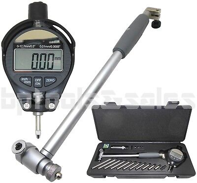 "2"" to 6"" ELECTRONIC ENGINE CYLINDER HOLE DIGITAL BORE GAUGE INDICATOR SET"