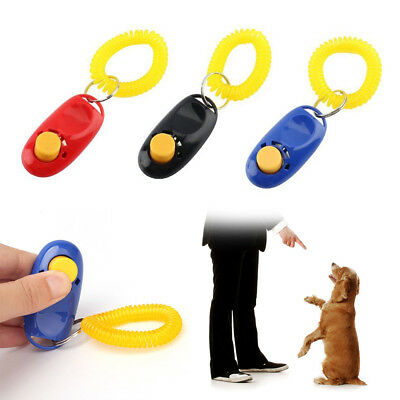Practical Training Plastic Clickers Help Clickers Dog Cat Training Clickers SD37