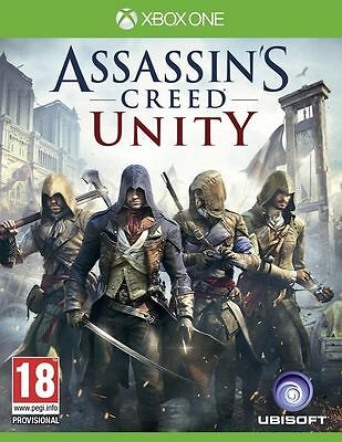 Assassin's Creed: Unity (Microsoft Xbox One, 2014) Digital Code