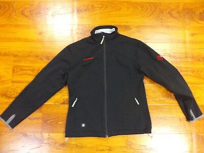 Mammut Giacca Termica Softshell Antivento Sci Alpinismo Trekking Sci Outdoor