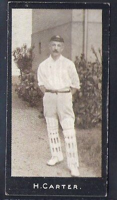Smiths-Cricket Ers (1St Series)-#18- Carter