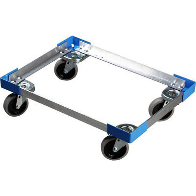Food Pan Carrier Aluminum Dolly Restaurant Caterer Mobile Meal Transport Casters