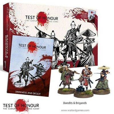 """Warlord Games: Test of Honour """"Bandits & Brigands"""" Expansion"""