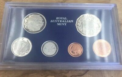Australia 1984 6 Coin Proof Set (No Coa Or Box)