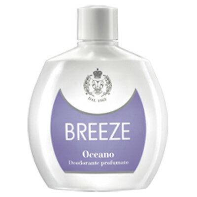 Breeze Deodorante Squeeze Oceano 100 Ml