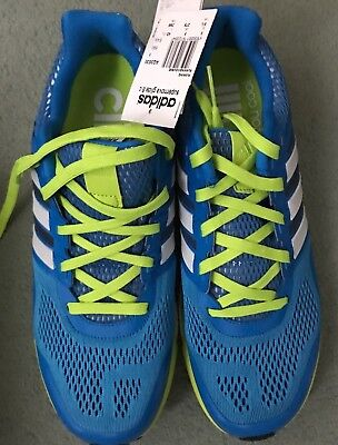 Adidas Supernova Glide 8 Chill Boost Mens Neutral Running Trainers Shoes Uk 9