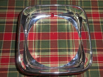 NOS OLDS 1970 OLDSMOBILE Headlight Bezel,Door (RH)  Free Shipping, MINT !! BIN