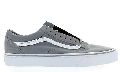 1a81baf375 UNISEX VAN S OLD SKOOL SUEDE  CANVAS VN0A31Z9M4D FRST GRY TWt DS BRAND NEW