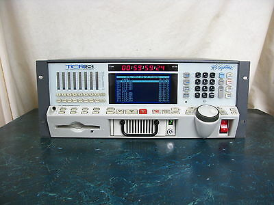 360 Systems Tcr8 24 Bit Synchronous Audio Recorder In Excellent Condition