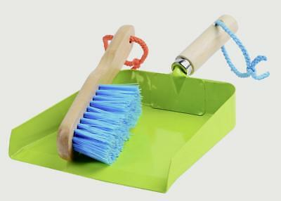 Briers Kids Dust Pan And Brush