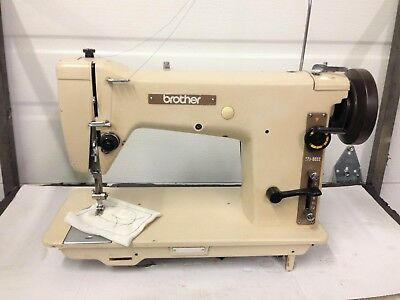 Brother Tz1-B652  Zig Zag +Straight Reverse Light Duty Industrial Sewing Machine