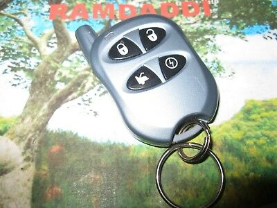 Autostart REMOTE Key Fob TRANSMITTER TDK4 Great Condition New Battery Clean!!