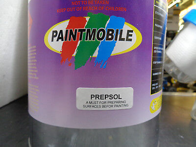 WAX & GREASE REMOVER without disturbing The Paint Refill 4lt $19.95 Pick Up