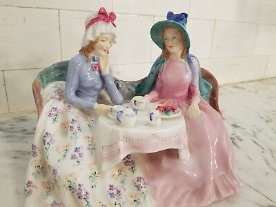 Royal Doulton Vintage1941  AFTERNOON TEA HN 1747 Made England