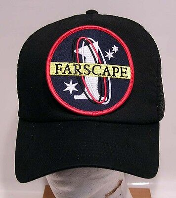 FARSCAPE Baseball/Trucker Cap/Hat w Patch