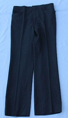 Vintage 60's H Bar C Westernwear Wool Pants Rockabilly