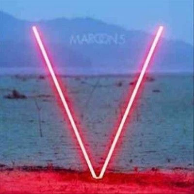 Maroon 5 - V CD NEW & SEALED Deluxe/Extended Edition *20 Tracks*