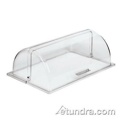"World Cuisine - 42452-53 - 12 3/4"" x 20 7/8"" Clear Bread Basket Cover"