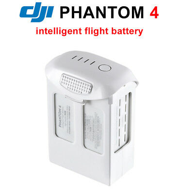 UK Seller DJI Phantom 4 Intelligent Flight Battery 15.2V 5870mAh High Capacity