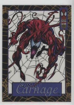 1994 Fleer Marvel Cards The Amazing Spider-Man Suspended Animation 5 Carnage x9t
