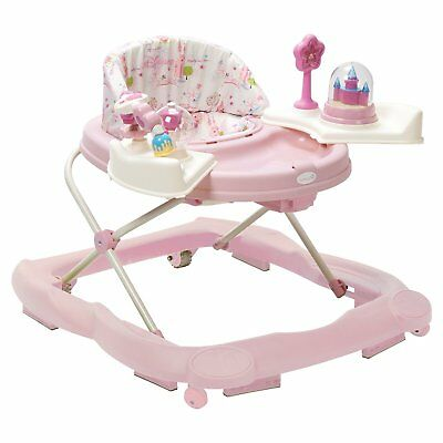 Safety 1st Disney Happily Ever After Music & Lights Infant Baby Activity Walker