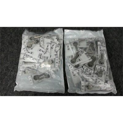 Lot of 2 Bags 120 Pieces Per Bag Hillman 88250 House / Entry Key Blank #66