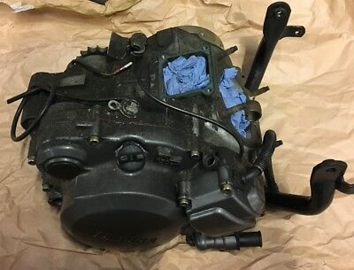 Yamaha Tzr 125 Motor Motorblock Engine 4DL