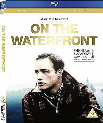 On the Waterfront - Special Edition (Blu-ray, Region Free) *NEW/SEALED*