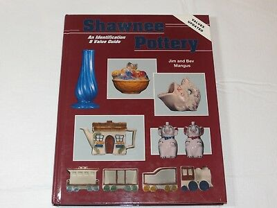 Shawnee Pottery An Identification and Value book Guide by Jim & Beverly Mangus ~