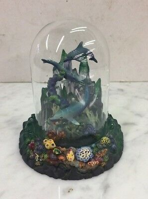 """Franklin Mint """"Dance of the dolphins"""""""