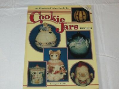 An Illustrated Value Guide to Cookie Jars Vol. 2 by Ermagene Westfall Paperback~