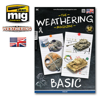 Ammo Mig Jimenez The Weathering Magazine No.22 Basics # 4521