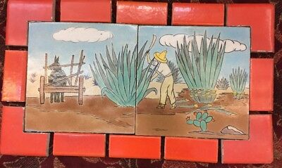 D&M Tile Old Antique vintage Tiles San Jose Catalina Batchelder Malibu Style