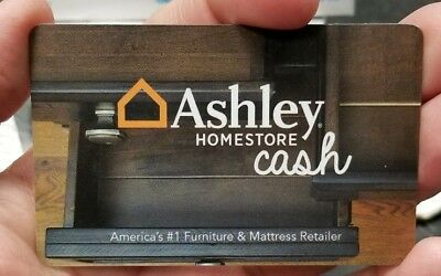 $200.00 Ashley Homestore Furniture Gift Card. Free shipping.